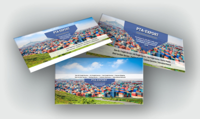 création de bannière pta export
