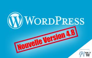 Présentation wordpress 4.8