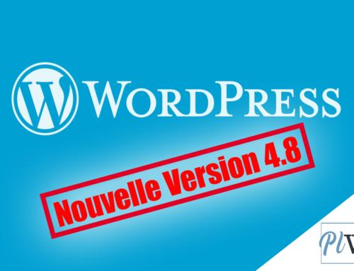 Les nouveautés de WordPress 4.8